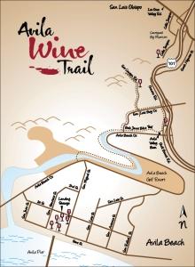Avila Map